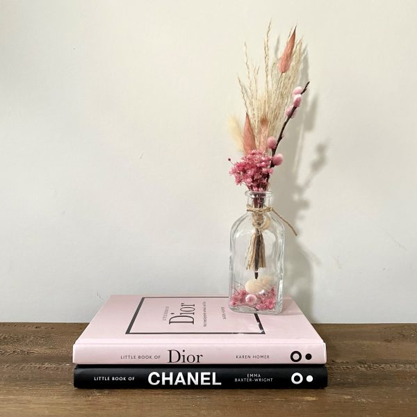 dior en chanel + droogboeketje klein