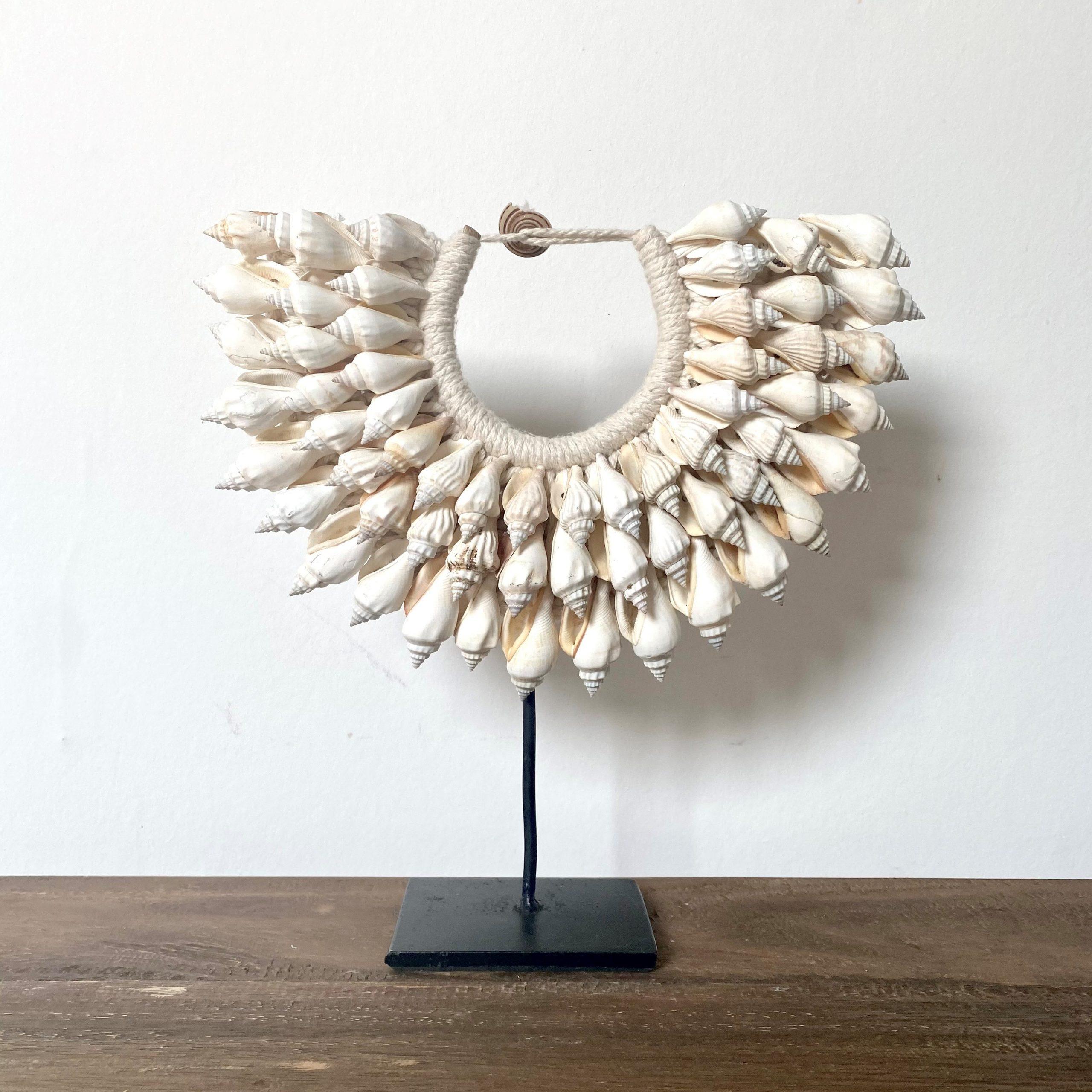 Schelpen ornament